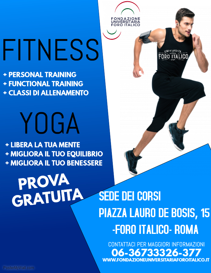 Copy of Fitness Flyer Made with PosterMyWall1